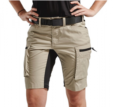 Womens Work Shorts